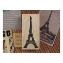 EIFFEL TOWER PARIS STAMP [9649]