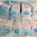 Set 45 wedding boxes