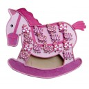 Exhibitor horse zebra pink +and 15 boxes