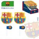 Lollipop Cloud shield  FC Barcelona