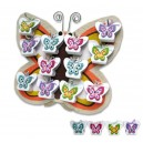 Exhibitor Mariposa Butterfly Spring + 12 Boxes