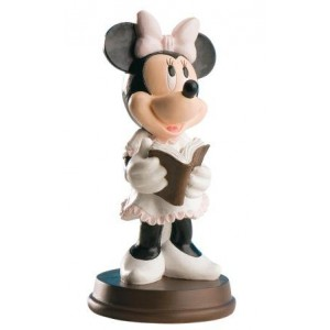 Figure Minnie Communion Cake