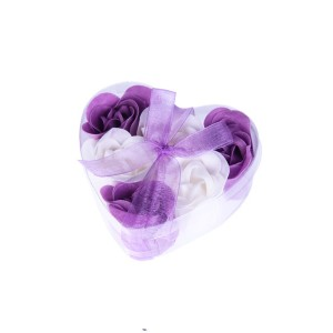 6 Soap Flower gift Boxes