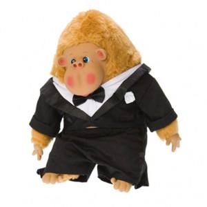 MR & MRS PHILIPPI Stuffed GROOMS