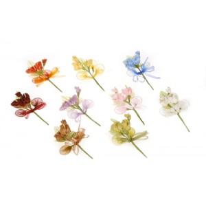 Pic Flower Bouquet 14cm